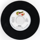 Rub A Dub Rebels - Africa / version (Action) UK 7""